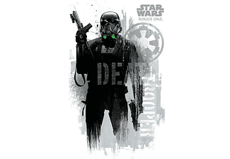 Rogue One: A Star Wars Story Death Trooper Grunge
