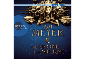 Die Krone der Sterne - 2 MP3-CD - Science Fiction/Fantasy