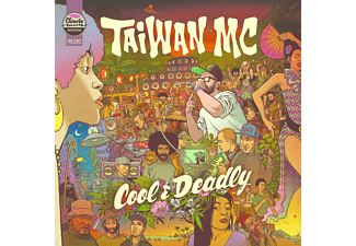 Taiwan Mc - Cool & Deadly (2LP+MP3) - (LP + Download)