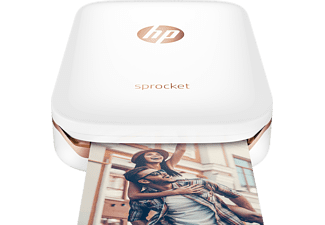 HP Sprocket Limited Edition Gift Box, Fotodrucker, Weiß/Rosegold
