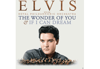 Elvis Presley - The Winder Of You & If I Can Dream CD