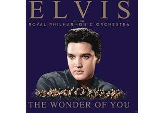 Elvis Presley, Royal Philharmonic Orchestra - The Wonder of You: Elvis Presley with The Royal Philh. Orchestra incl. Helene Fischer Duett - (Vinyl)