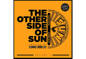 VARIOUS - The Other Side Of Sun: Sun Records Curated By Record Store Day, Volume 3 - (Vinyl)