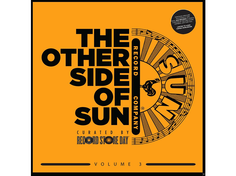 VARIOUS - The Other Side Of Sun: Sun Records Curated By Record Store Day, Volume 3 [Vinyl]