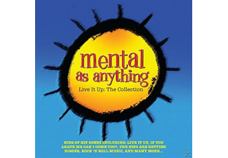 Mental As Anything - Live It Up-Collection - (CD)