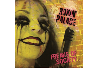 Roxin Palace - Freaks Of Society - (CD)