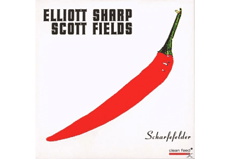 Scott Fields, Sharp, Elliott / Fields, Scott - Scharfefelder - (CD)
