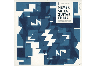 VARIOUS - I never meta guitar three - (CD)