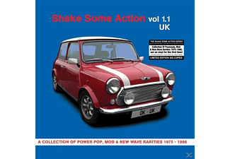 VARIOUS - Shake Some Action Vol.1.1 (UK) - (Vinyl)