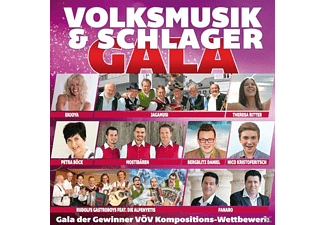 VARIOUS - Volksmusik & Schlager Gala - (CD)