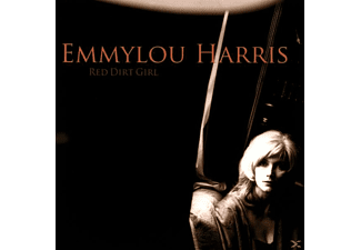 Emmylou Harris - Red Dirt Girl - (Vinyl)