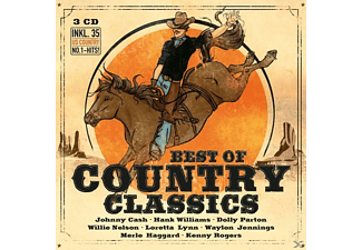 VARIOUS - Best Of Country Classics - (CD)