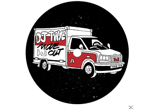 Dj Taye - Move Out EP - (Vinyl)