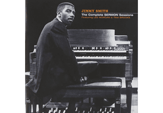 Jimmy Smith - The Complete Sermon Sessions (CD)
