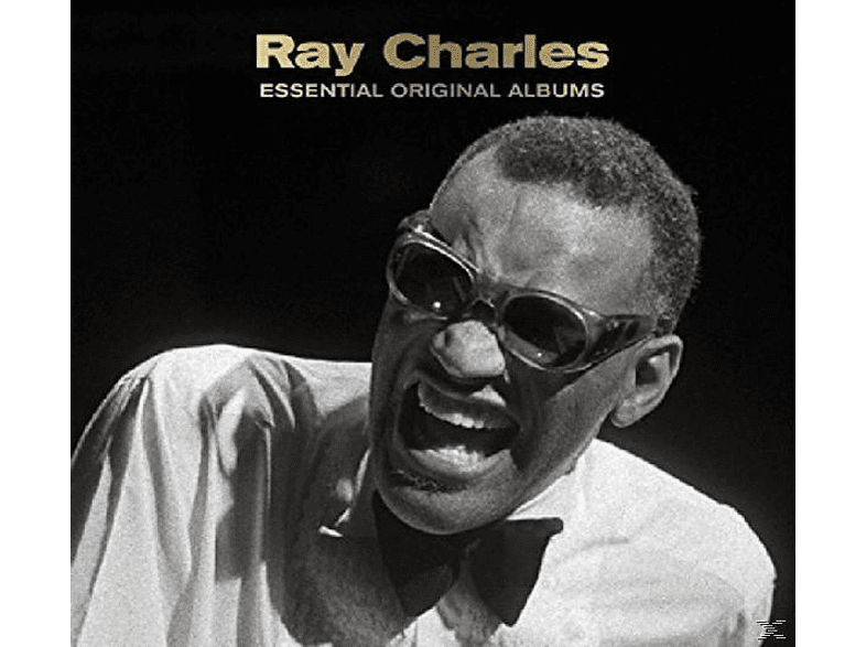 Ray Charles - Essential Original Albums [CD]