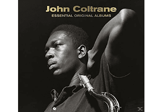John Coltrane - Essential Original Albums - (CD)