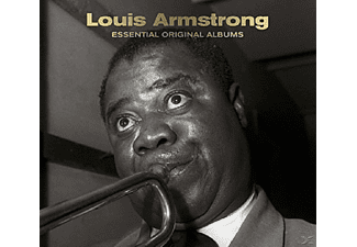 Louis Armstrong - Essential Original Albums - (CD)