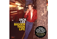 Jack Lee - Bigger Than Life [CD]
