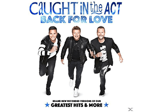 Caught In The Act - Back For Love - (CD)