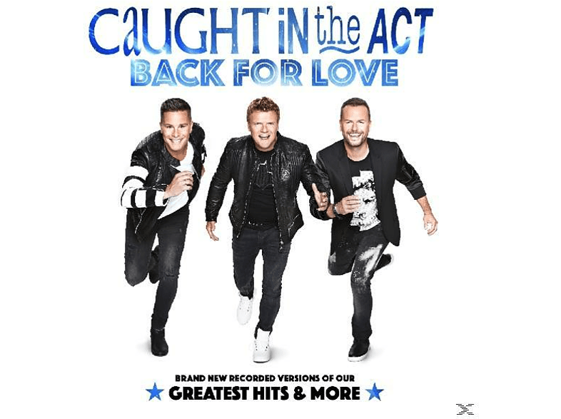 Caught In The Act - Back For Love [CD]