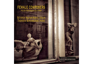Najfar-Nahvi,Setareh/Schumacher,Theresia - Female Composers [CD]