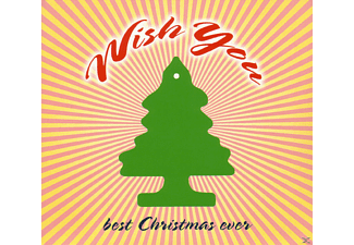 VARIOUS - Wish You-Best Christmas Ever - (CD)