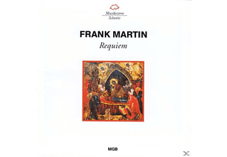Collegium Vocale Choir - MARTIN: REQUIEM - (CD)