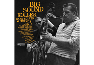 Hans & Friends Koller - Big Sound Koller - (CD)