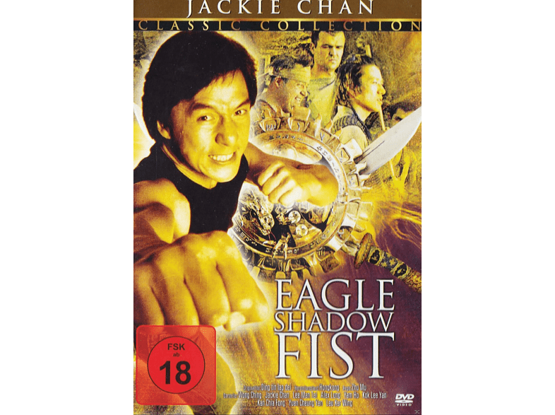 Jackie Chan-Eagle Shadow First [DVD]