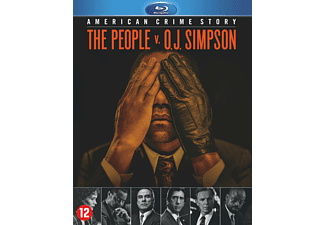 American Crime Story – The People Vs O.J. Simpson - Seizoen 1 - Blu-ray