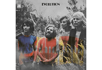 Tamam Shud - Evolution (LP) - (Vinyl)