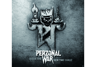 Perzonal War - Inside The New Time Chaoz - (CD)