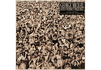 George Michael - Listen Without Prejudice 25 (CD)