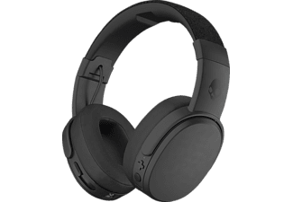 SKULLCANDY CRUSHER Wireless, Over-ear Kopfhörer, Headsetfunktion, Bluetooth, Schwarz