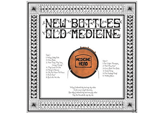 Medicine Head - New Bottles Old Medicine - (Vinyl)