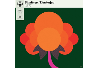 Finnforest, Elonkorjuu - Pop-Liisa 6 (Orange) - (Vinyl)