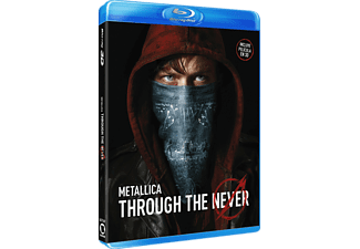 Metallica: Through The Never (BD 3D) - Blu ray