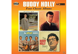 Buddy Holly - Buddy Holly: Four Classic Albums - (CD)
