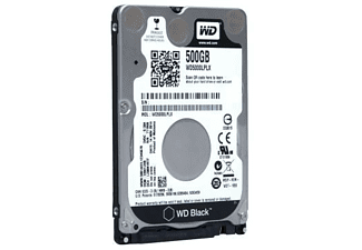 WD Wd Black 2.5 500Gb 32Mb Sata 6 Gb/S 7200 Rpm 7Mm Wd5000Lplx