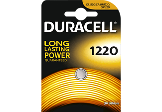 DURACELL CR1220 ELECTRONICS LITHIUM - Knopfzelle (Silber)