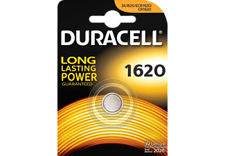 DURACELL CR1620 ELECTRONICS LITHIUM - Knopfzelle (Silber)
