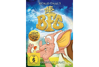 The Big Friendly Giant - Sophie und der Riese [DVD]