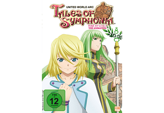 Tales of Symphonia The Animation: United World Arc 2011 (3 OVAs) - (DVD)
