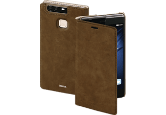 """Guard Case"" Bookcover Huawei P9 Plus Kunstleder Braun"
