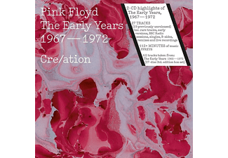 Pink Floyd - Cre/ation The Early Years 1967 - 1972 CD
