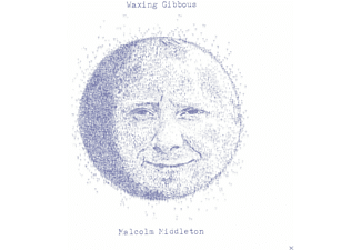 Malcolm Middleton - WAXING GIBBOUS - (Vinyl)