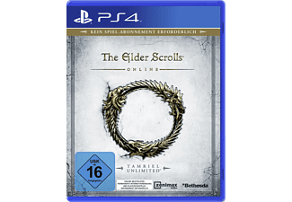 The Elder Scrolls Online: Tamriel Unlimited (Software Pyramide) - PlayStation 4