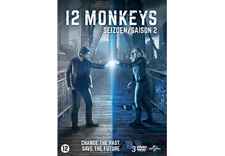 12 Monkeys - Seizoen 2 - DVD