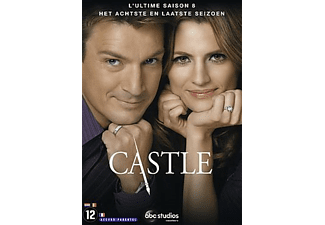 Castle Saison 8 DVD