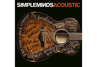 Simple Minds - Acoustic CD